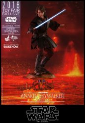 Hot Toys TF18 Anakin Skywalker Dark Side 02