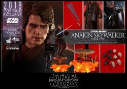 Hot Toys TF18 Anakin Skywalker Dark Side 04