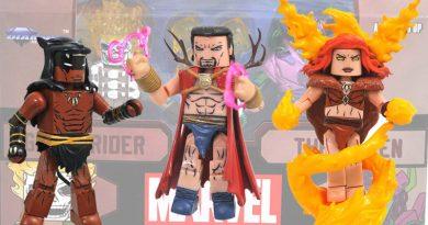 Avengers 1,000,000 B.C. Minimates Arrive at Walgreens Stores!