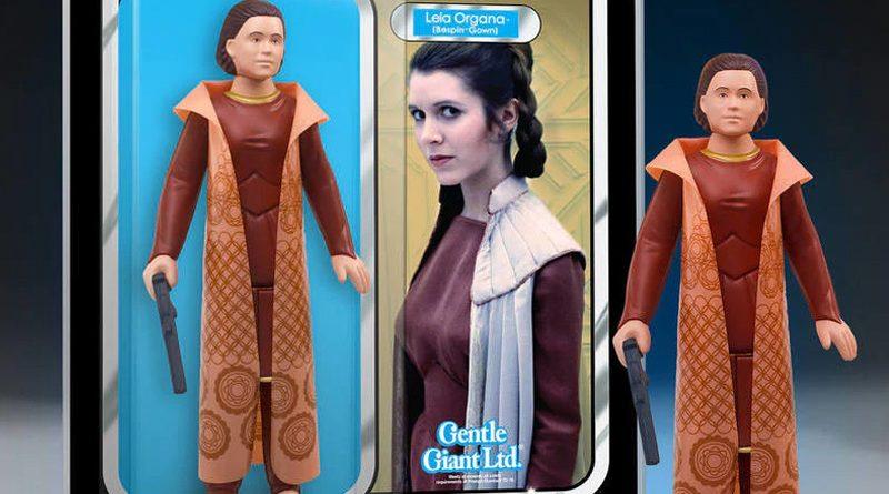 GG Jumbo Bespin Princess Leia Banner