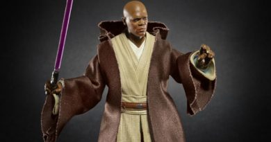 Poe Dameron And Mace Windu Announced For 2019 By Hasbro