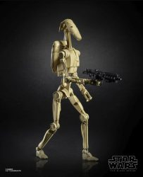 Hasbro BS6 Tan Battle Droid 01