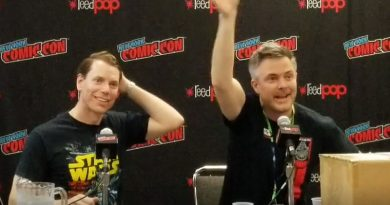 New York Comic Con Hasbro Panel Video