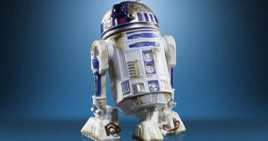 Hasbro Black Series and The Vintage Collection Announcements From MCM Comic Con London