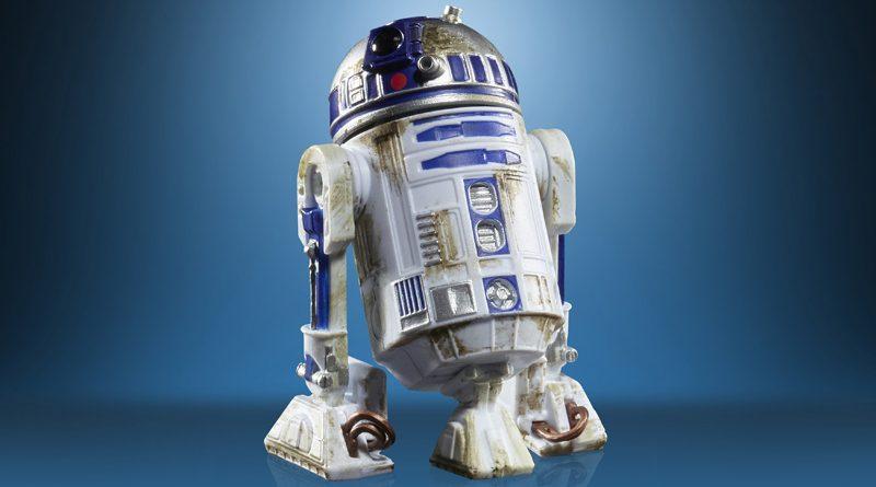 Hasbro TVC R2-D2 Banner