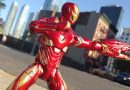 Exclusive Marvel Select Iron Man Figure Brings Infinity War to the Disney Store!