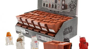 Disney Mini Droid Collectible Figures Now Available
