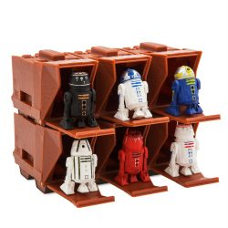 Disney Mini Droid Collectible Figures - Sandcrawler