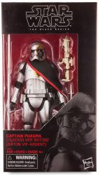 Hasbro BS6 Captain Phasma Baton Boxed