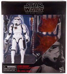 Hasbro BS6 Stormtrooper Deluxe Boxed