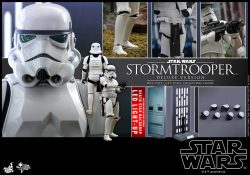 Hot Toys Deluxe OT Stormtrooper Accessories