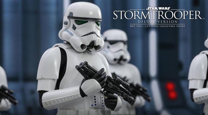 Hot Toys Deluxe OT Stormtrooper Banner