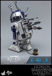 Hot Toys Deluxe R2-D2 03