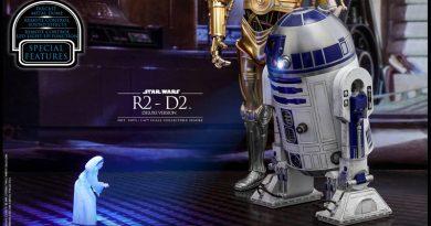 Hot Toys Deluxe R2-D2 Photos