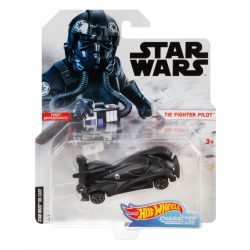 Hot Wheels Character TIE Fighter Pilot fpkg