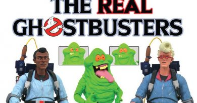In Stores Now: Catwoman, Swedish Chef and the Real Ghostbusters!