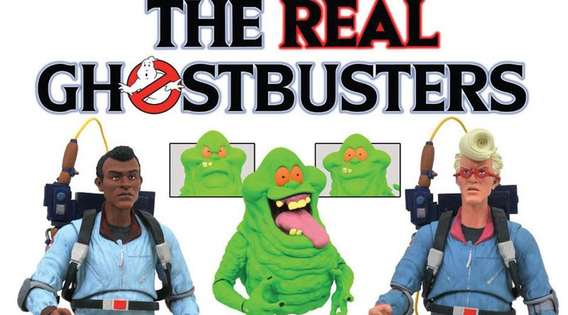 DST Real Ghostbusters Series 9 Banner