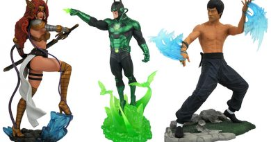 Diamond Select Toys Pre-orders For Summer 2019 Statues