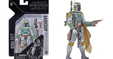Official Photos Of The First Wave Of Hasbro's Black Series Archive Line