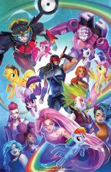 Hasbro IDW Synergy A Hasbro Creators Showcase
