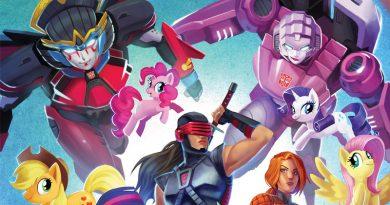 Hasbro And IDW Announce Synergy: A Hasbro Creators Showcase