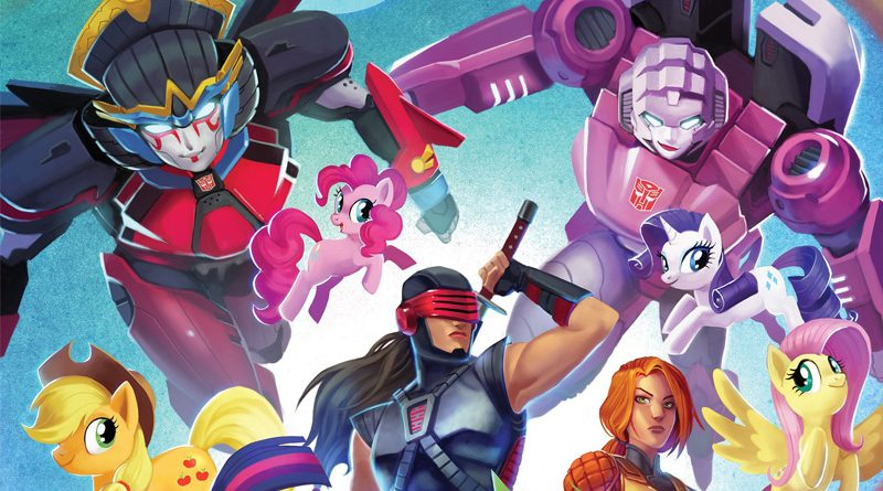 Hasbro IDW Synergy Banner