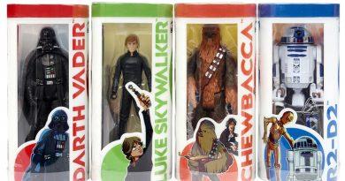 Hasbro Announces Galaxy of Adventures Figures