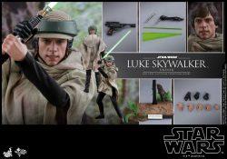 Hot Toys ROTJ Luke Skywalker Accessories