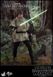 Hot Toys ROTJ Luke Skywalker Endor