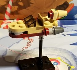 Lego 75213 Star Wars Advent Calendar 2018 Day 1 Landspeeder
