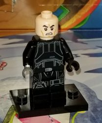 Lego 75213 Star Wars Advent Calendar 2018 Day 15 Death Trooper Unmasked