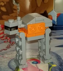 Lego 75213 Star Wars Advent Calendar 2018 Day 19 AT-ACT Front