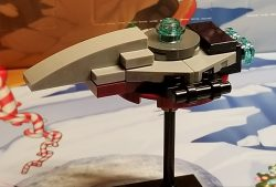 Lego 75213 Star Wars Advent Calendar 2018 Day 3 Arrowhead