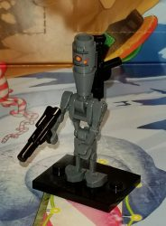 Lego 75213 Star Wars Advent Calendar 2018 Day 5 IG-88 Front