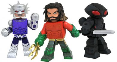 New Diamond Select Aquaman And Kingdom Hearts Vinimates And More Now On Sale