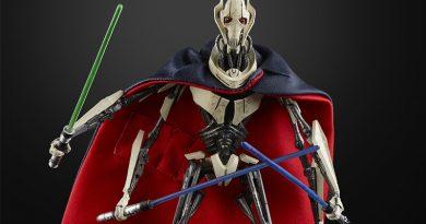 Hasbro's Black Series General Grievous Pre-order For Spring Release