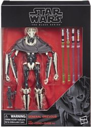 Hasbro BS General Grievous Box