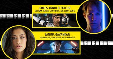 Star Wars Celebration Announces Voice Actors