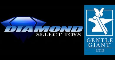 Diamond Select Toys and Gentle Giant Ltd Reach Purchase Agreement