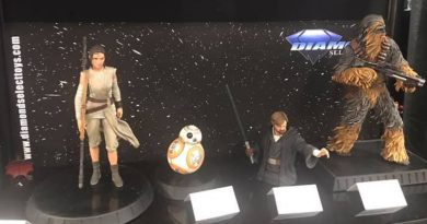 Diamond Select Toys Attends Toy Fair 2019 With Star Wars News
