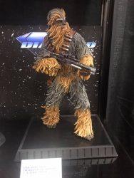 DST GG Solo Chewbacca Statue TF01