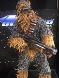 DST GG Solo Chewbacca Statue TF02