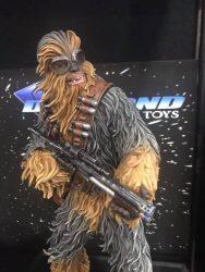 DST GG Solo Chewbacca Statue TF03