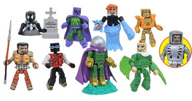 Diamond Select Press Release Previews 2019 Toy Fair