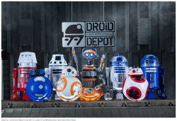 Disney Galaxys Edge Droids