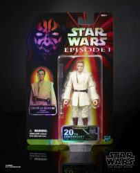 Hasbro BS TPM 20th Obi-Wan Kenobi