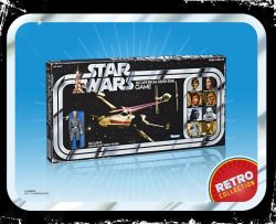 Hasbro Retro Escape From Death Star Game