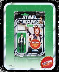 Hasbro Retro Han Solo