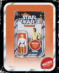 Hasbro Retro Luke Skywalker