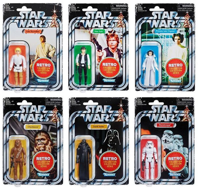 Hasbro SW Retro Group